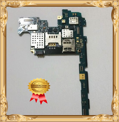 International language!Good quality Original Motherboard For GALAXY note n7005 LTE free shipping