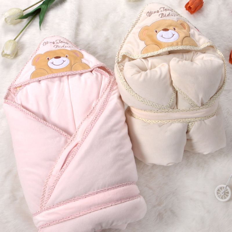 High Quality Envelope For Newborns Cotton Liner(can take off) Soft Blanket for Newborns Baby Supplies<br><br>Aliexpress