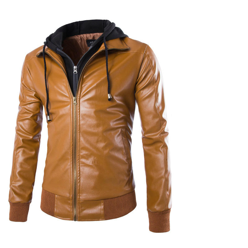 High Quality Mens Leather Bomber Jacket-Buy Cheap Mens Leather ...