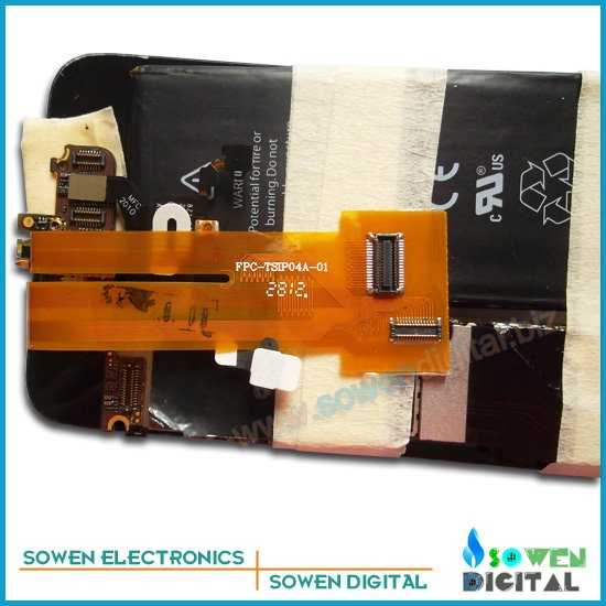 extension test cable for iphone 4 4G 4S Test LCD touch screen digitizer flex cable,Protect connector
