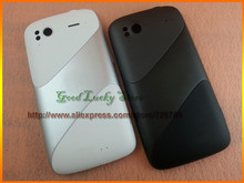 100% NEW Original Back Battery Housing Cover Case Door replacement For HTC Sensation Z710e G14 ,white and black(China (Mainland))