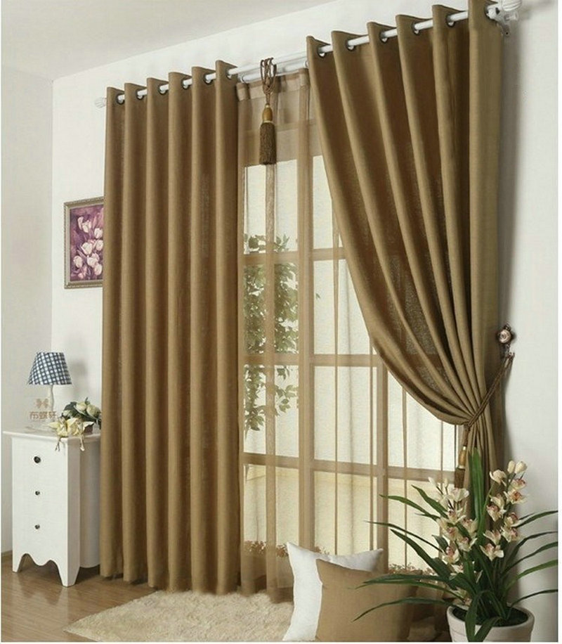 Burgundy And Yellow Curtains, a shower curtain colored in burgundy ...