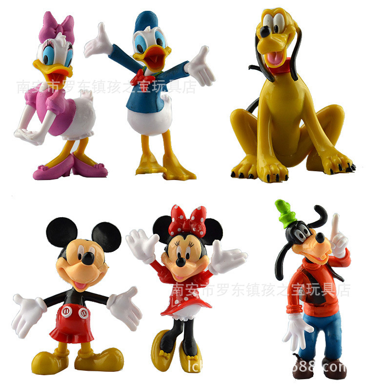 Best Mickey Mouse Toys : Popular minnie mouse figurines buy cheap