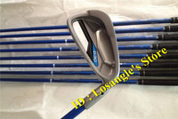 2015 New Golf Clubs Set G30 Golf Irons With Original Graphite R Flex Shaft With Head Cover And Grips
