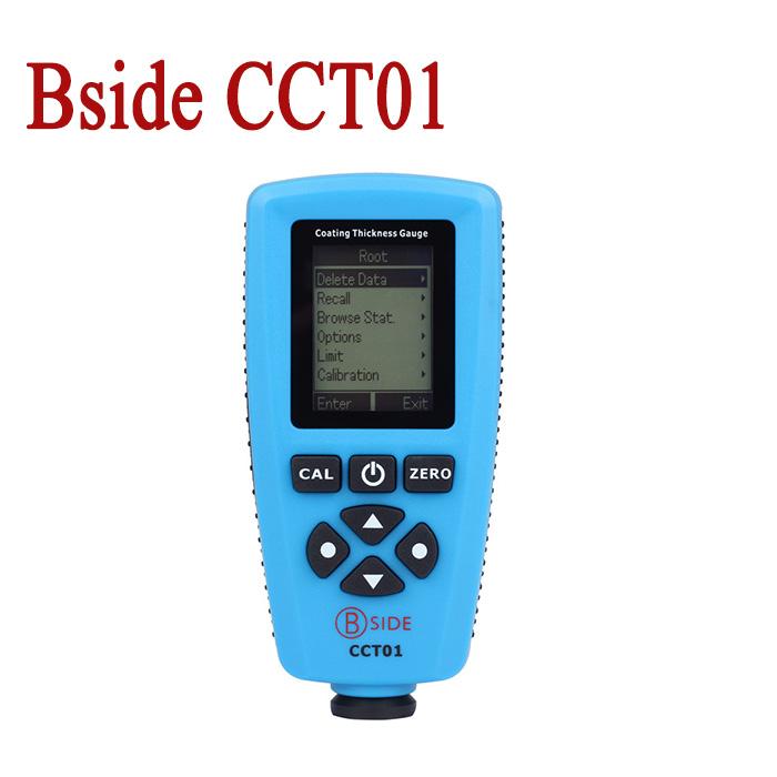 Bside  CCT01 Coating Thickness Gauge Meter Width Measuring Instruments F/N Probe Tester 1300um / 51.2mils<br><br>Aliexpress