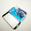 Black phone housing Parts For Iphone 4S back cover & front Glass replacement & Adhesive & Tools