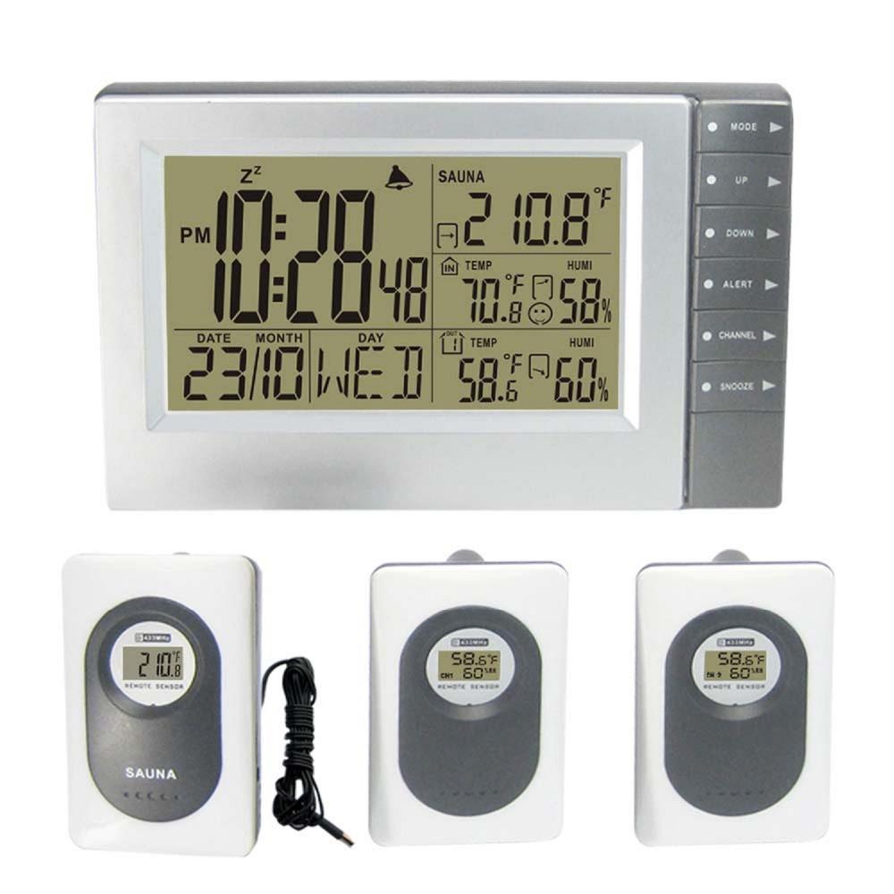 Achetez en gros thermom tres sauna en ligne des for Thermometre exterieur wifi