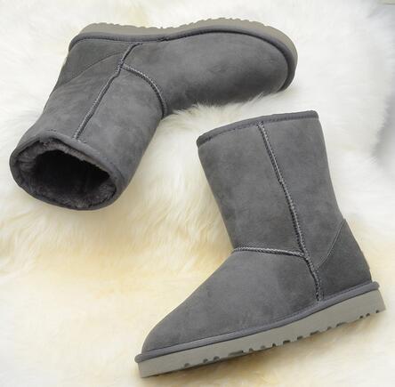 High Quality ! SALE Women Australia Boots Sheepskin Fur Baileys Bow boots women winter boots snow boots big size US:5-11(China (Mainland))