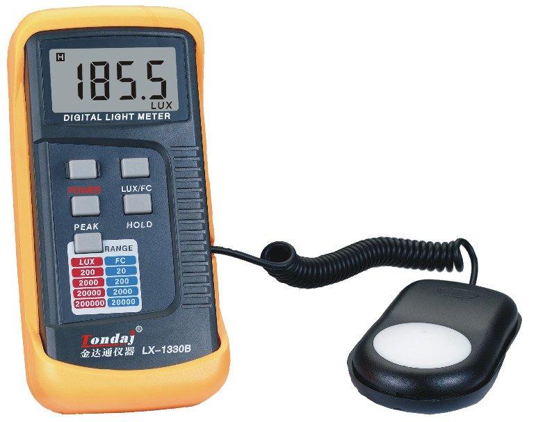 New Digital Lux Light Meter Luxmeter Tester LX1330B