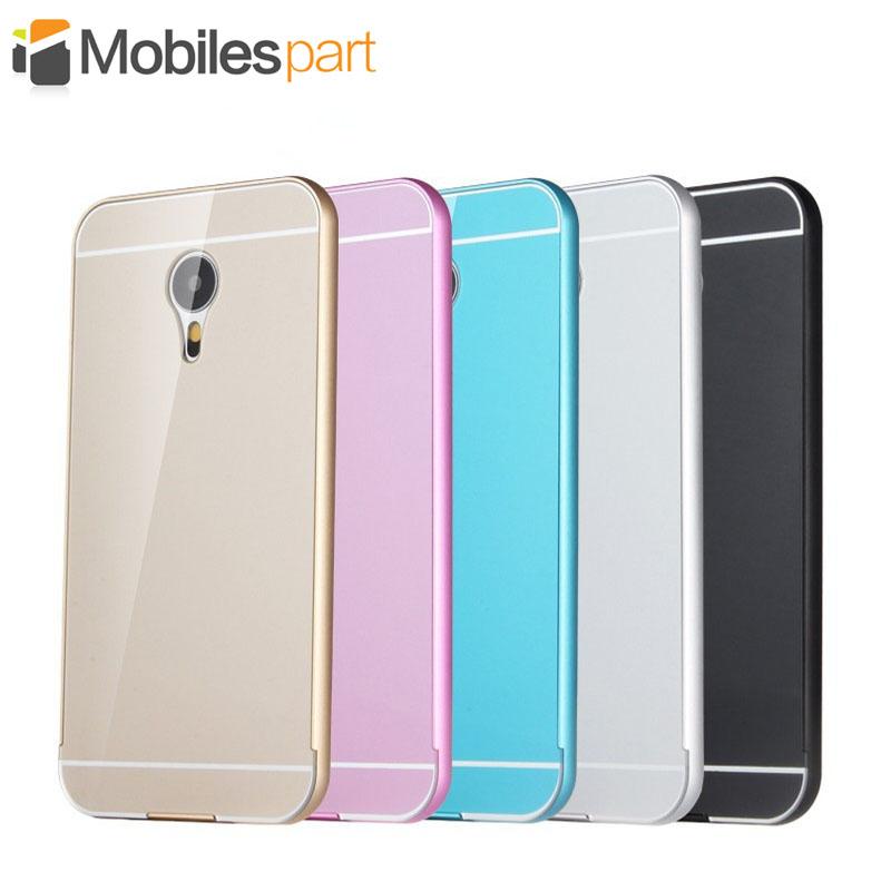 Гаджет  Meizu M2 Mini Case Aluminum Housing Metal Frame & Acrylic Protective Back Cover Case for Meizu M2 Mini 5.0inch Smartphone None Телефоны и Телекоммуникации