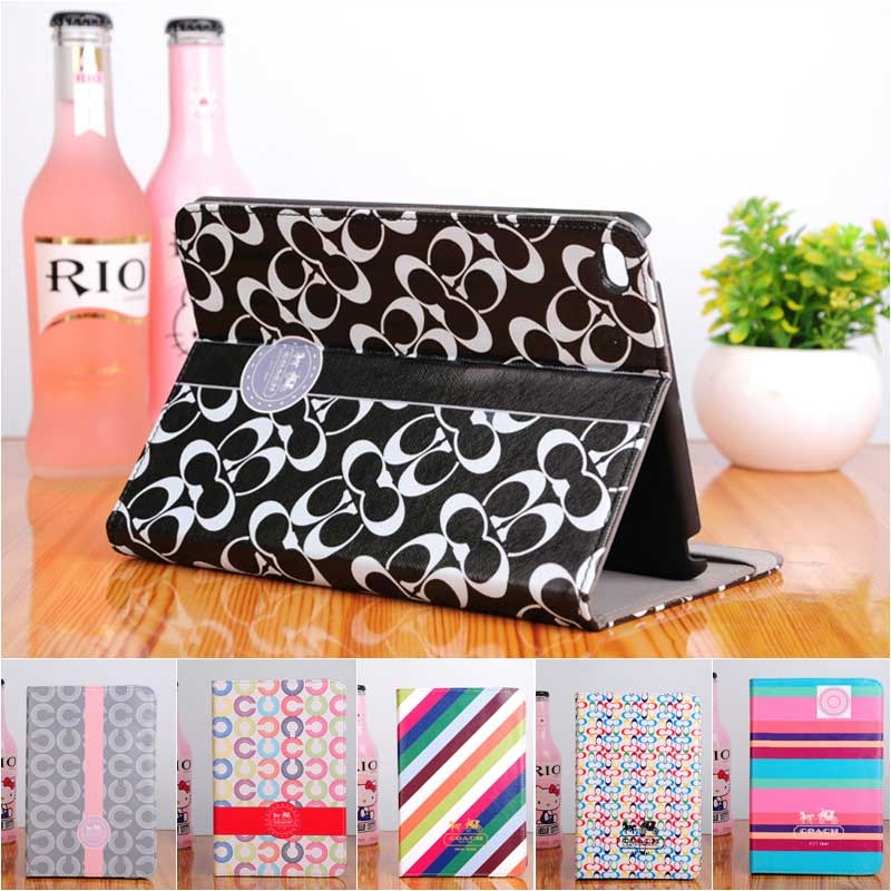Fashion Colorful Floral Stand Leather Case for Apple iPad4 3 2 Foldable Smart Cover for iPad2 iPad3 iPad4 9.7 Tablet PC Case<br><br>Aliexpress