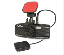 "GPS logger GT850W Car dvr detector camera 2.7"" LCD Full HD1080P SOS file locking 140 Degrees Wide Angle free shipping(China (Mainland))"