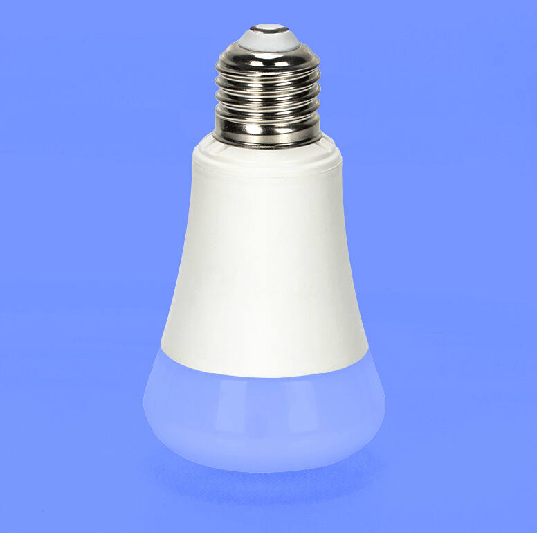 New items, Android IOS Googleplay compatible Smart Home use RGB zigbee color lights LED Smart Bulb by App software(China (Mainland))