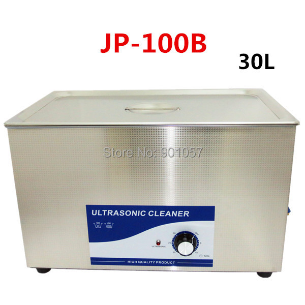 Free shipping 30L industrial humidification tools ultrasonic cleaner bath with free SUS304 basket(China (Mainland))