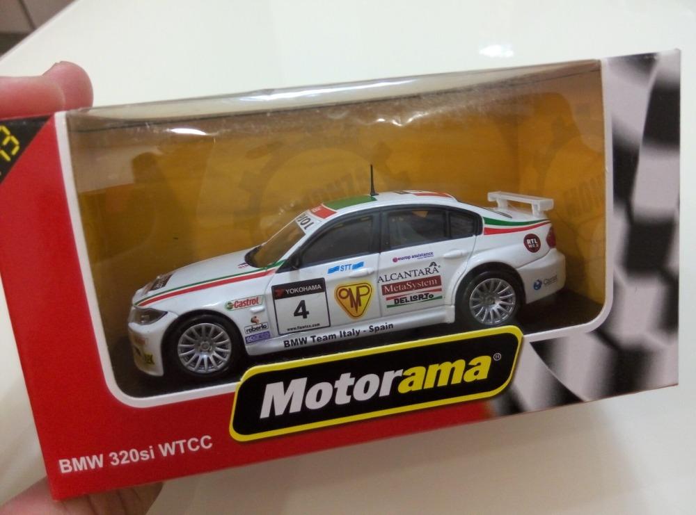 1:43 320si WTCC NO.4 REPSOL,alloy car model,glide simulation,children's educational car toys,RALLY WRC CAR(China (Mainland))