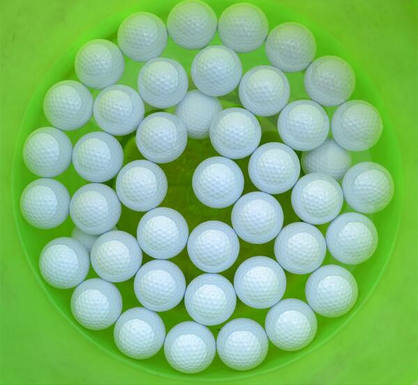 Dual purpose Floating golf ball Good elasticity Golf exercise ball for professional player<br><br>Aliexpress