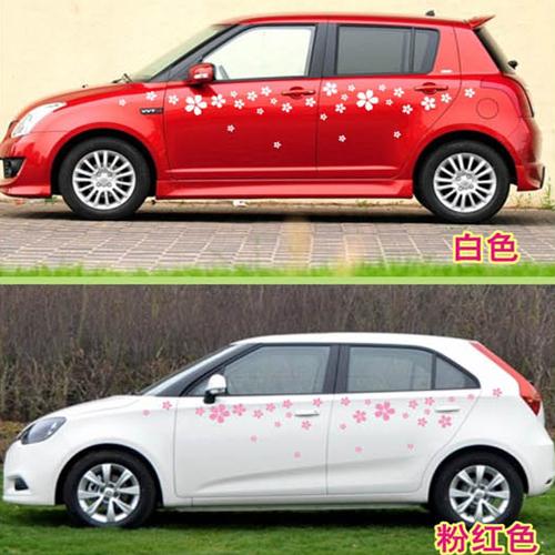 Popular Cherry Blossom Car Decal Buy Cheap Cherry Blossom - car sticker design