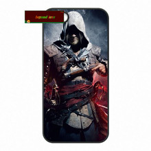 Buy Assassin Creed game figure Cover case iphone 4 4s 5 5s 5c 6 6s plus samsung galaxy S3 S4 mini S5 S6 Note 2 3 4 UJ0726 for $2.20 in AliExpress store