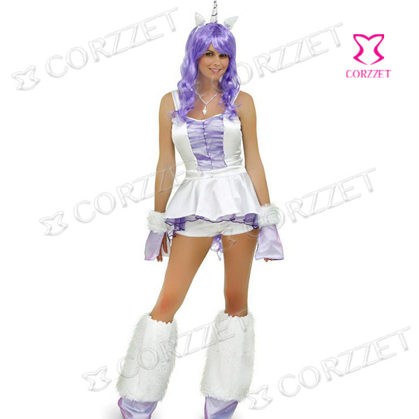 2015 Disfraces Adultos Young Girl Cosplay Carnival Party Wear White Sexy Cat Costume Japanese Anime Halloween Costumes For Women(China (Mainland))
