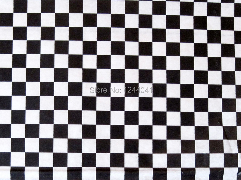 Checkered Wax Paper For Other Wax Paper And Basket