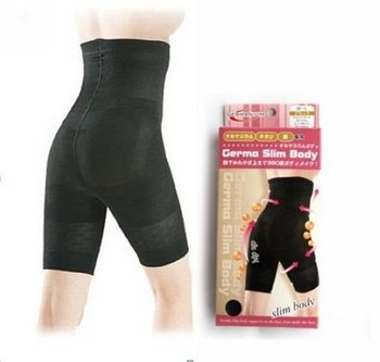 Three-Stage Pressure Fat Burning Pants Body Shaping Undergarment Slimming Pants Body Building Pants