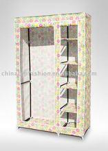 foldable non woven wardrobe(China (Mainland))