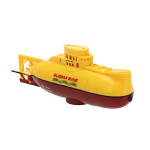Yellow Sea Wing Star 27MHz Radio Controlled RC Submarine Tourism Boat Electric Powered Racing Boat Waterproof Submarine Toy FCI#(China (Mainland))