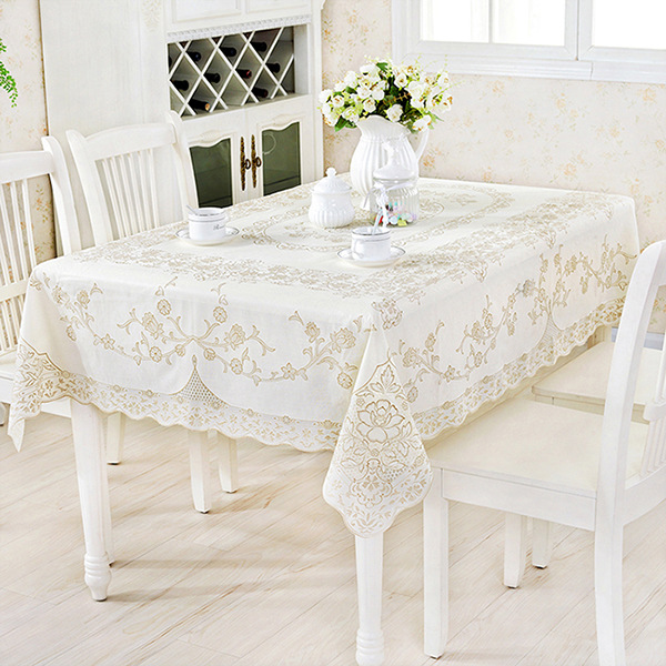 Elegant White PVC Table Cloth Home Dining Table Cloth  : Elegant White PVC Table Cloth Home Dining Table Cloth Waterproof Oilproof Printed Table Cloth Free Shipping from www.aliexpress.com size 600 x 600 jpeg 150kB