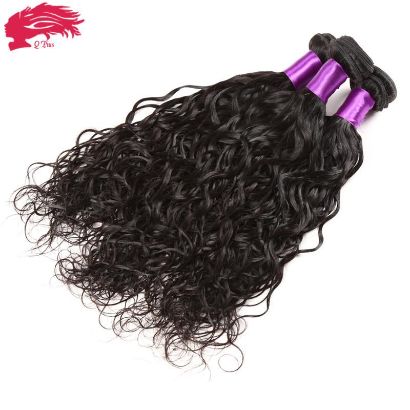 Здесь можно купить  Rosa Hair Products Malaysian Water Wave Malaysian Virgin Hair 4Pcs Malaysian Human Hair Bundles Grade 7A Unprocessed Virgin Hair  Волосы и аксессуары