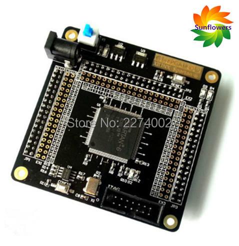 New Xilinx FPGA development board Xilinx spartan 6 FPGA core board free ship(China (Mainland))