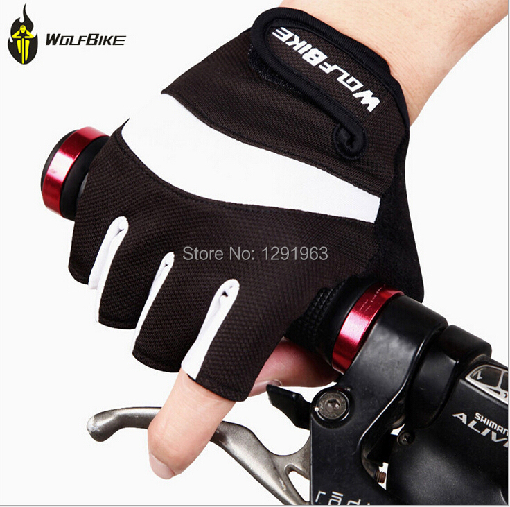 Wolfbike finger mtb /xl guantes ciclismo wfgloves001 wolfbike ropa ciclismo m 3xl bc423