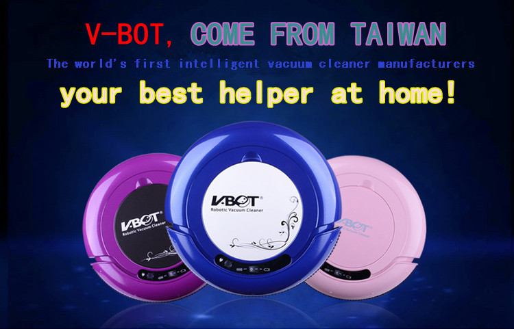 2015 Newest Multifunction Robot Vacuum Cleaner(Sweep,Vacuum,Mop,Sterilize),Intelligent Low Noise Robot Cleaner(China (Mainland))