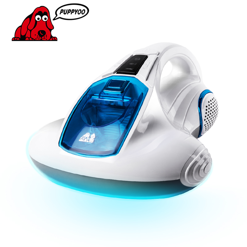 Vacuum Cleaner Bed Home Mites Collector UV Acarus Killing Vacuum Cleaner for Home Mattress Mites-Killing WP601 PUPPYOO()