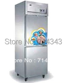 # refrigerator Wide gentry double copper door freezer All Season available.(China (Mainland))
