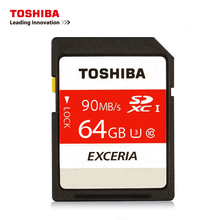 Buy TOSHIBA Memory card 64gb class 10 sd card UHS-1 U3 90MB/S SDHC TF Card flash USB 3.0 memory SD Card 32gb Class 10 High Speed for $26.99 in AliExpress store