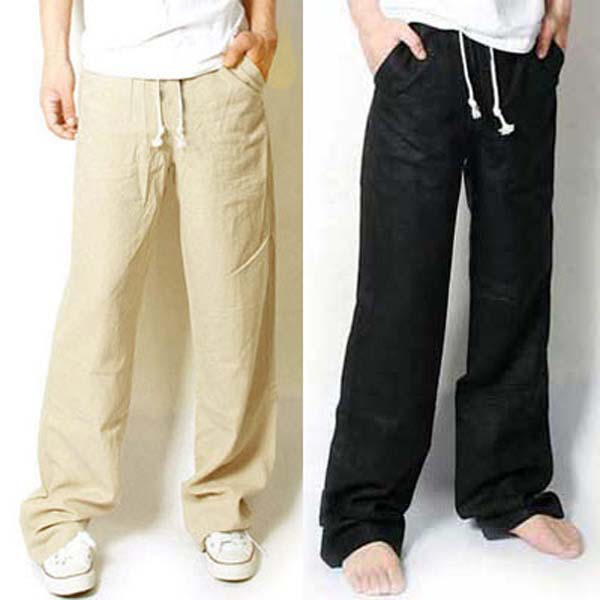 Compare Prices on Cotton Leisure Pants- Online Shopping/Buy Low ...