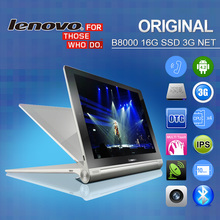 Original Lenovo Tablet PC B8000 YOGA 10″ IPS 1280 x 800 IPS Screen MTK8389 Quad Core 1GB 16GB SSD Android 4.2 5.0MP 3G GPS