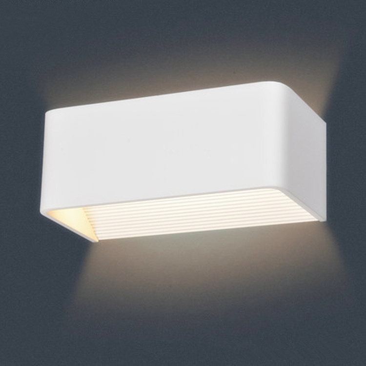 Modern Led Wall Lamps : High Quality Indoor Indirect Wall Lamp LED Wall Sconce Surface Modern Wall Light Decorative ...