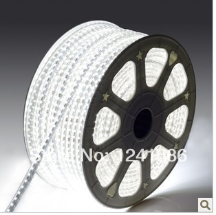 5050 rgb led strip christmas light 60LEDs/m 110v/ 220v warm cool RGB + Dimmer + controller garden supplies outdoor lighting(China (Mainland))