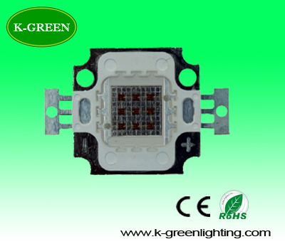 Infrared 730nm LED 10W integrated LED lamp bead  DHL free shipping<br>