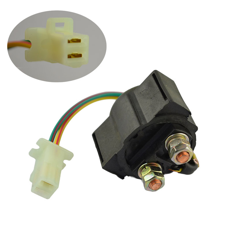 Free Shipping ATV Motorcycle Electrical Parts Starter Solenoid Relay Ignition Key Switch For Honda CBX1000 CBX 1000 1979 1980(China (Mainland))