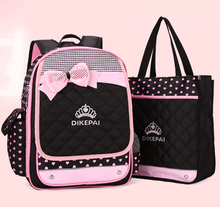 Ship From Russia Children Schoolbags Mochila For Girl Backpack Kids Book school Bags Girls Factory Price school bag backpacks(China (Mainland))