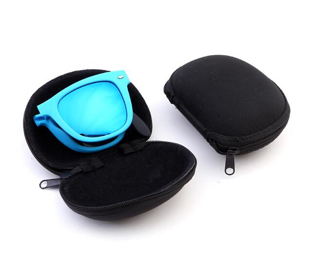 4105 Folding Sunglasses wayfarer sun glasses Fold Exempt postage Sports Glasses sports Eyewear with case