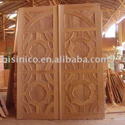 Antiqe Hand Carved Solid Wood Door Wooden Door Interior And Exterior Door In Doors From Home