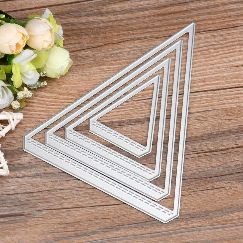 Metal Cutting Dies Stencil DIY Scrapbooking Embossing Album Paper Card Craft A
