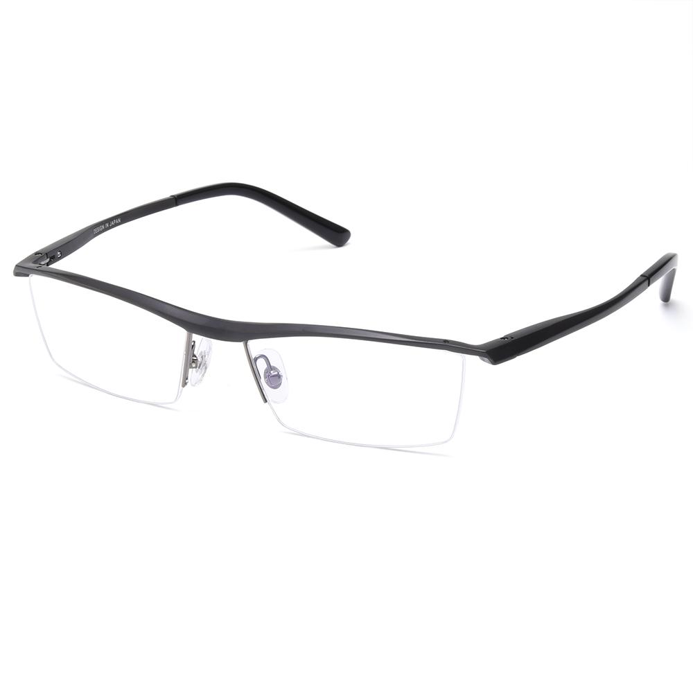 Brand Prescription Glasses Frame Aluminium Magnesium Alloy Frame Spectacle Eyeglasses Myopia Glasses Women(China (Mainland))
