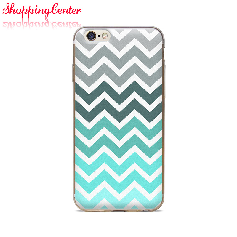 High Quality Case For iphone 4G 5G 5C 6G 6S 6Plus Gray And Blue Ripples Durable TPU Silicone Gel Protective Cover(China (Mainland))