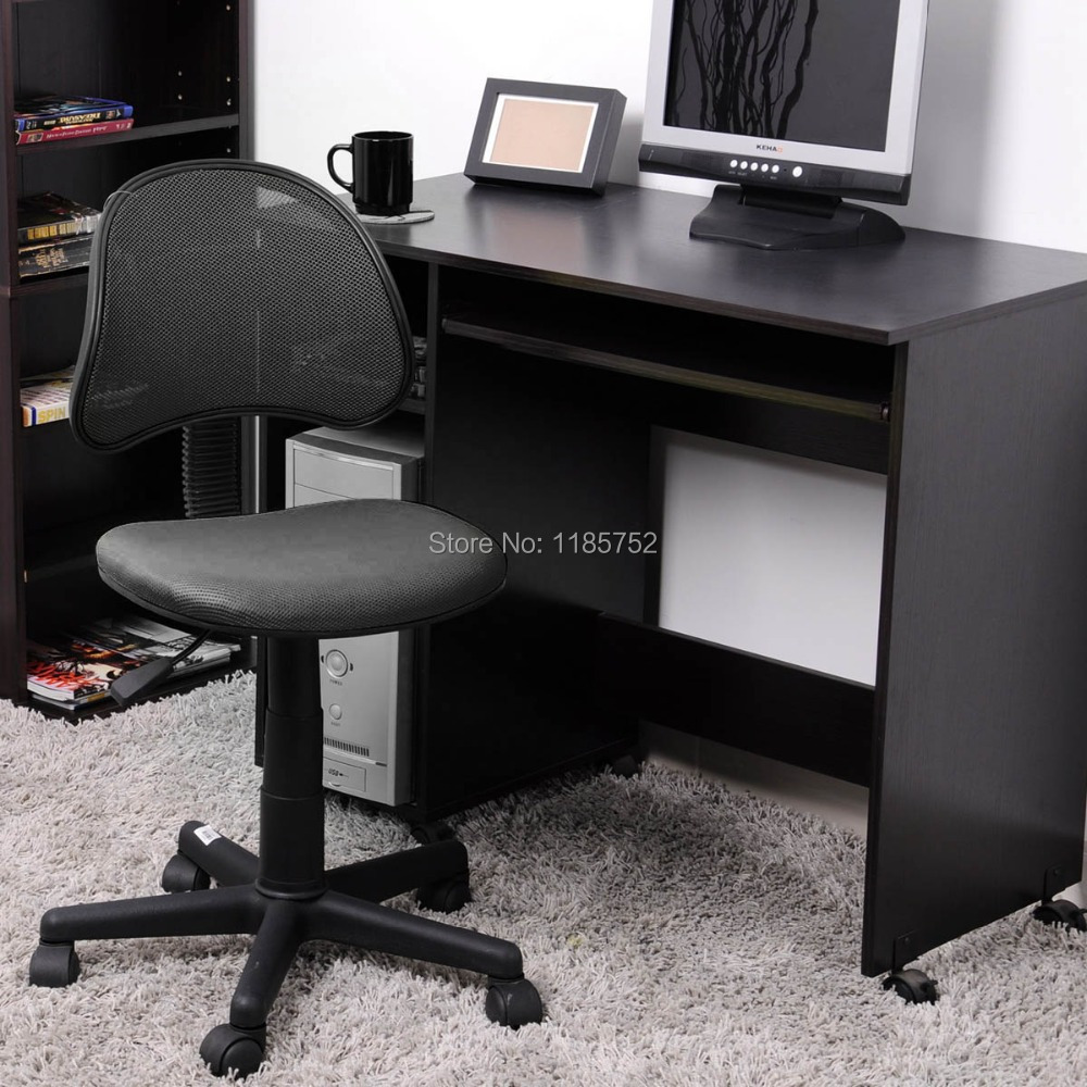 2014 hot brand new negro malla silla silla de oficina for Sala de estar oficina