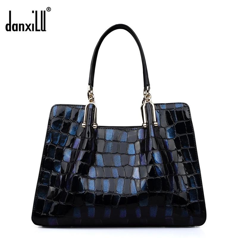 2015 women handbag fashion genuine leather shoulder bag handbag large cowhide tote bags handbags women famous brands sac a main<br><br>Aliexpress