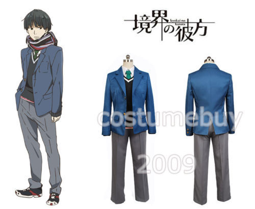 Beyond the Boundary Hiroomi Nase Cosplay CostumeОдежда и ак�е��уары<br><br><br>Aliexpress